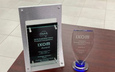 CCF IXOM Award 2020